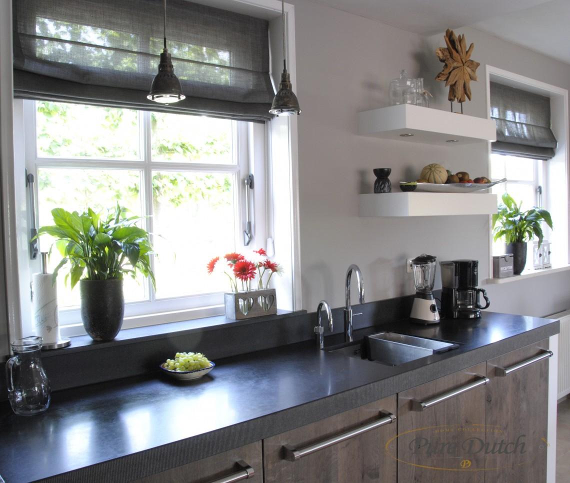 Handgemaakte keuken in Noordeloos