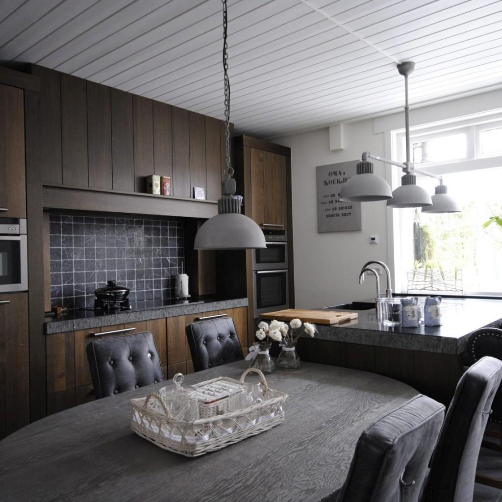 Houten keukens