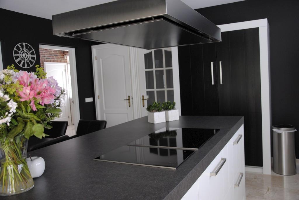 Keuken Moderne Zwart : Referenties archieven pagina van keukenhof sliedrecht