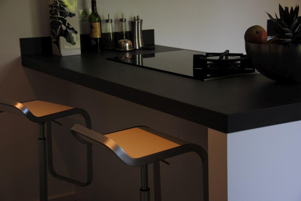 Moderne keuken in Giessenburg
