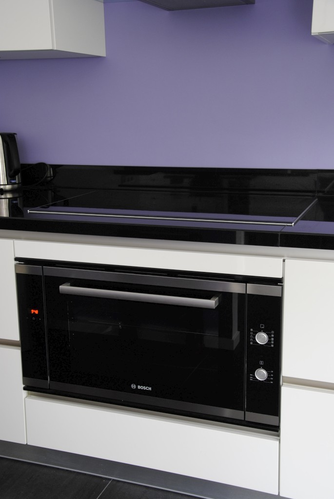 Moderne greeploze keuken in sliedrecht keukenhof sliedrecht for Bosch apparatuur