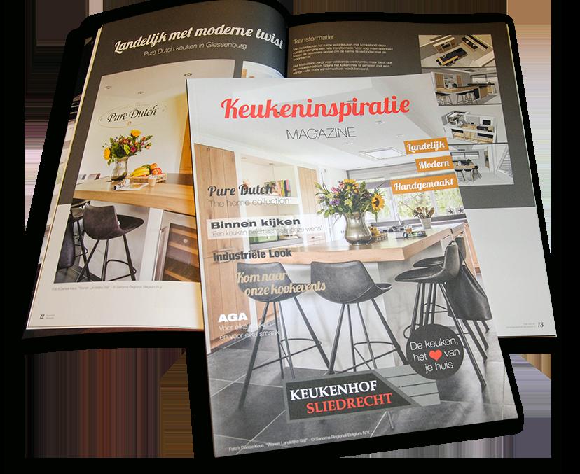 Magazine Keukenhof Sliedrecht