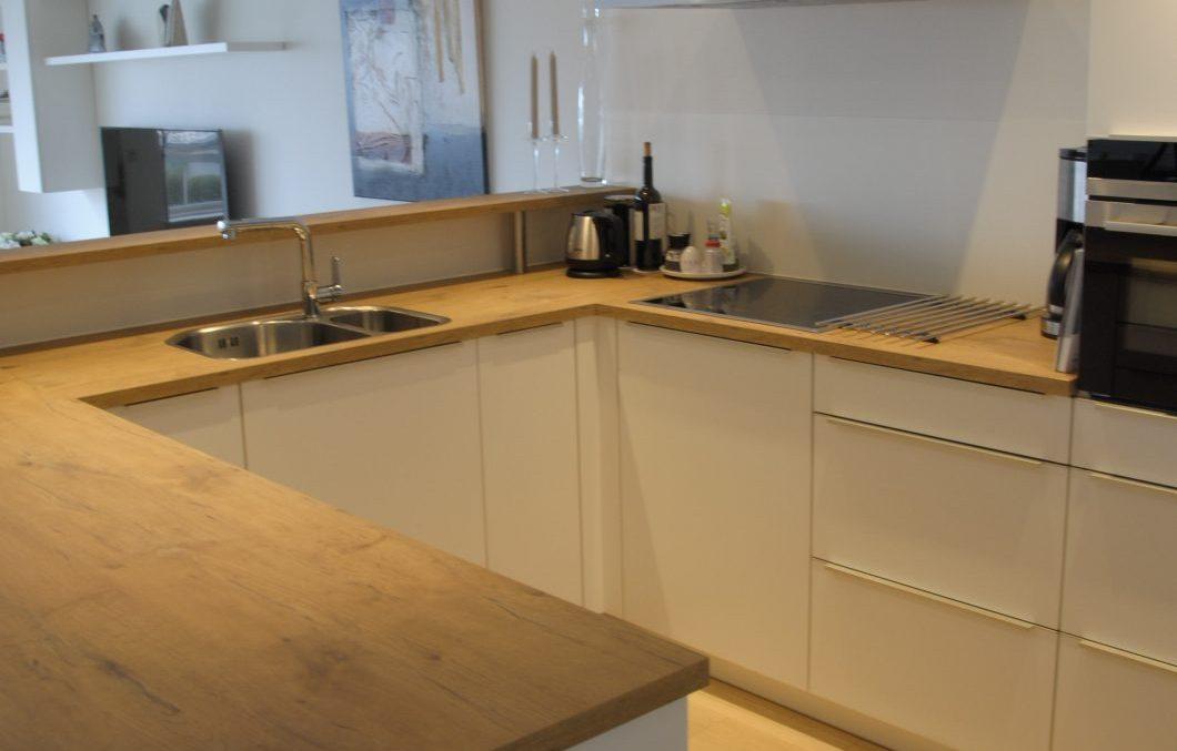 Moderne keuken met praktische details in Papendrecht