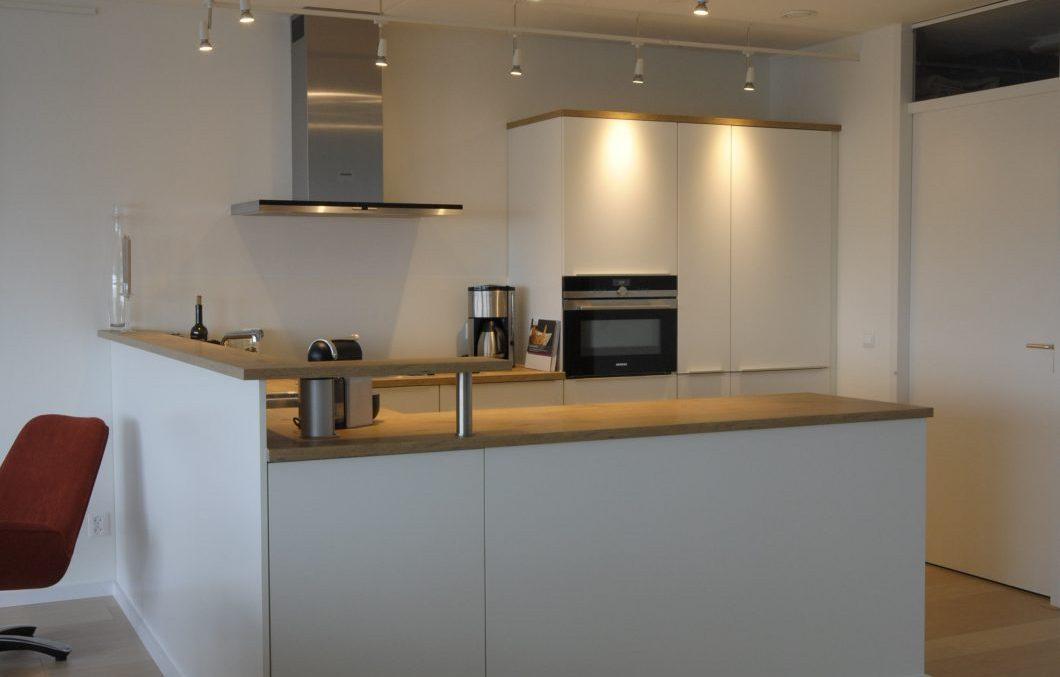 Moderne keuken in Papendrecht