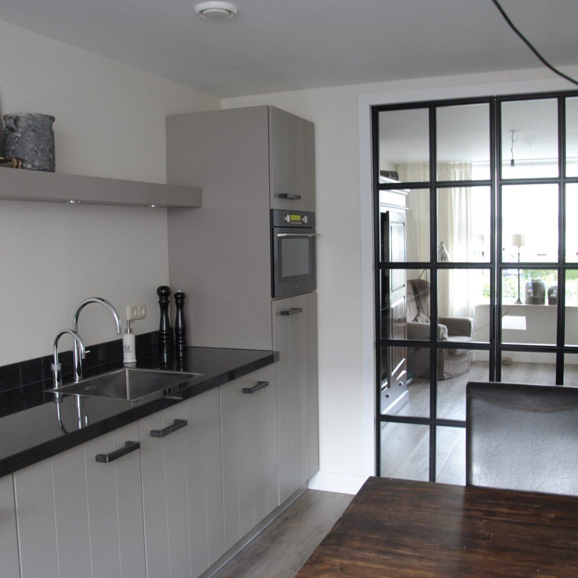 Landelijk moderne keuken elspeet keukenhof sliedrecht for Moderne keuken
