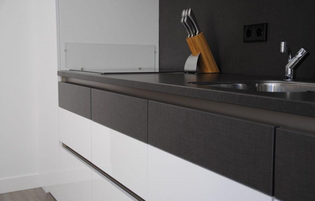 Greeploze moderne keuken