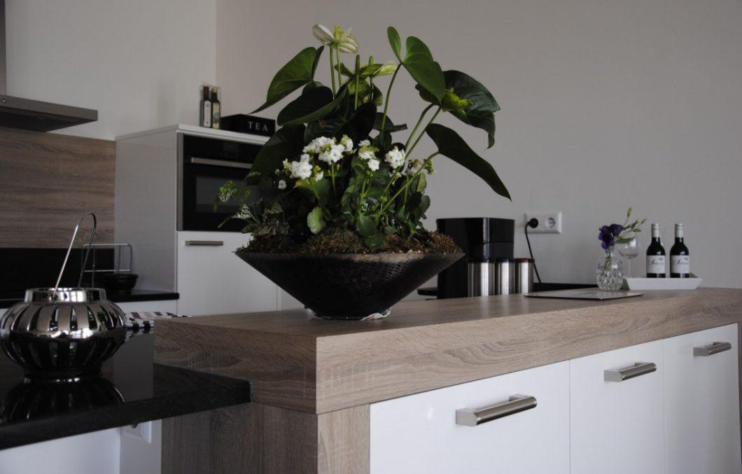 Keuken appartement Sleeuwijk