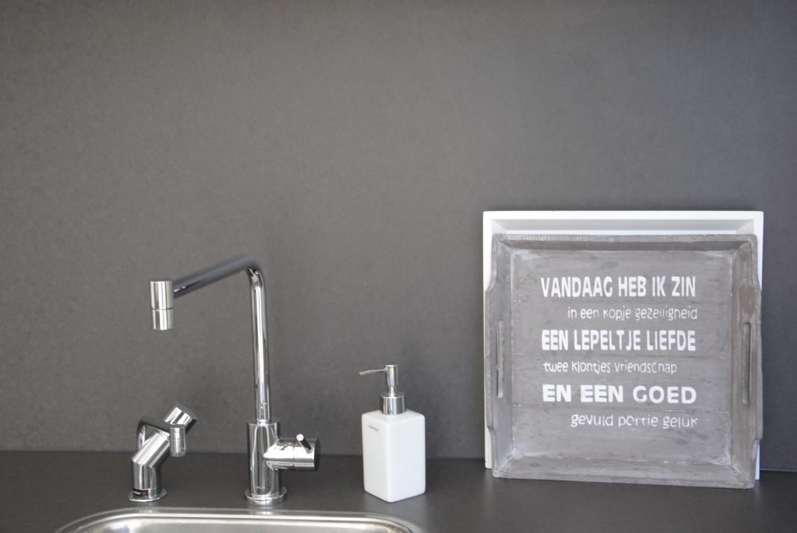 Moderne keuken met markant ontwerp in Hardinxveld-Giessendam ...