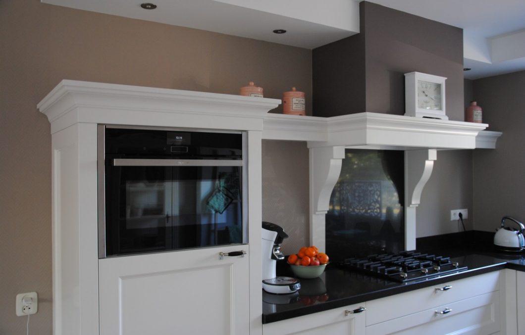 Keuken met stollen