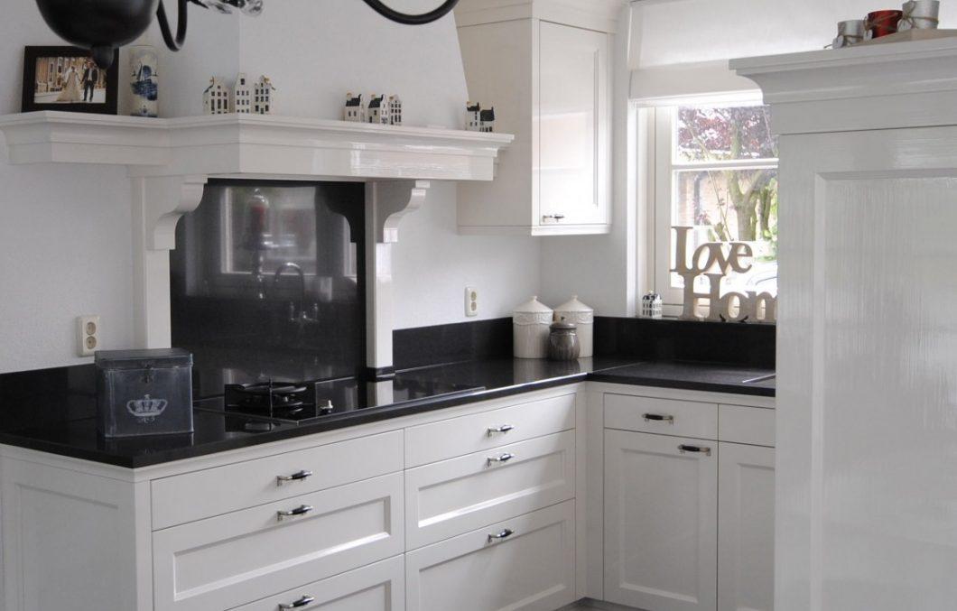 Pure Dutch handgemaakte keuken