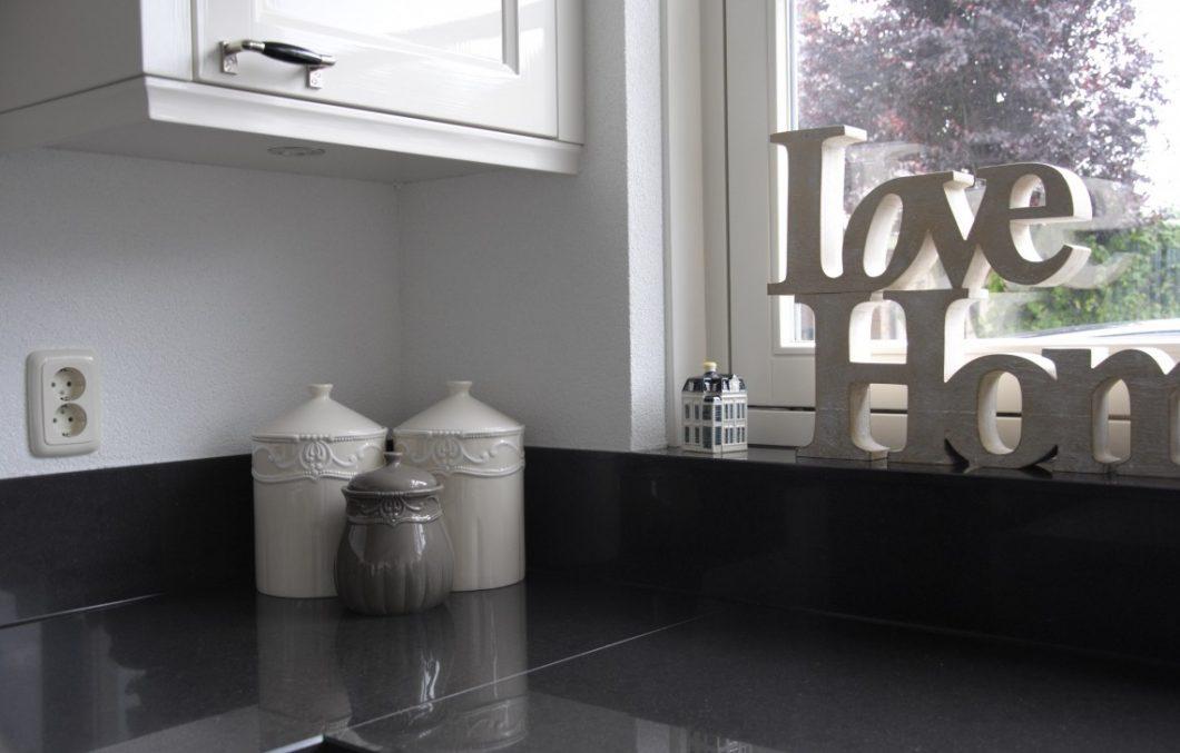 Keuken met graniet