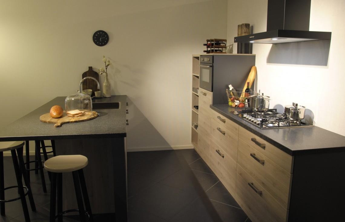 Design Keuken Showroom : Showroom keuken met schiereiland keukenhof sliedrecht