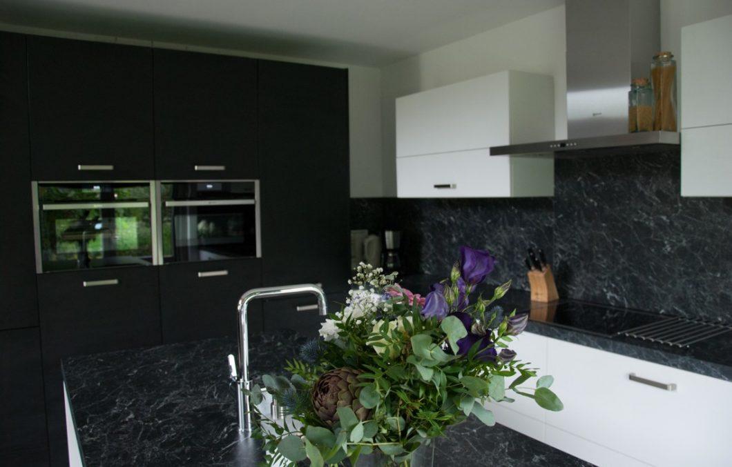Moderne keuken in Zuid-Holland