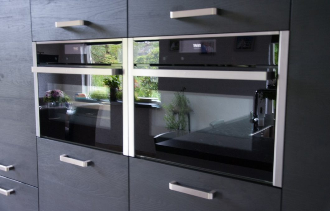 Moderne keuken met Neff apparatuur