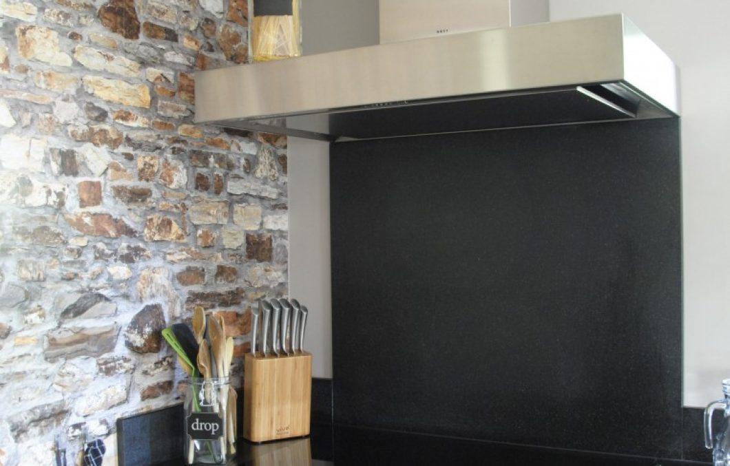 Handgemaakte keuken met Neff Twist-Pad