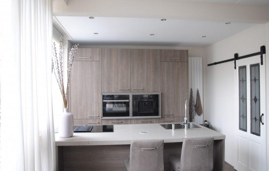 Keukens bij Keukenhof Sliedrecht