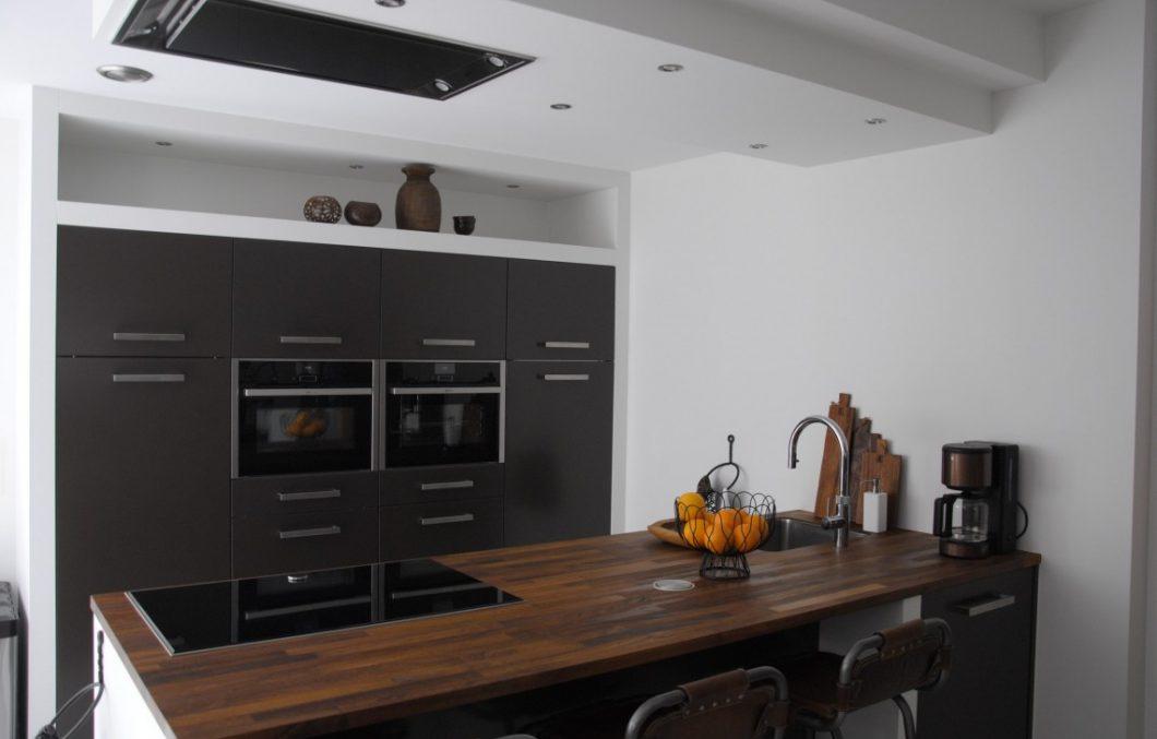 Moderne keuken in Hardinxveld