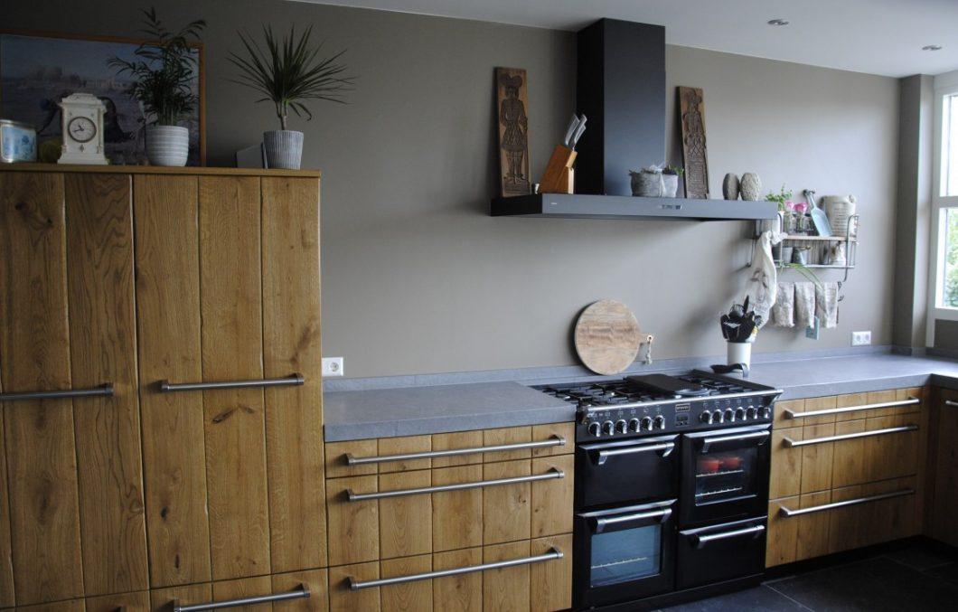 Handgemaakte keuken Papendrecht