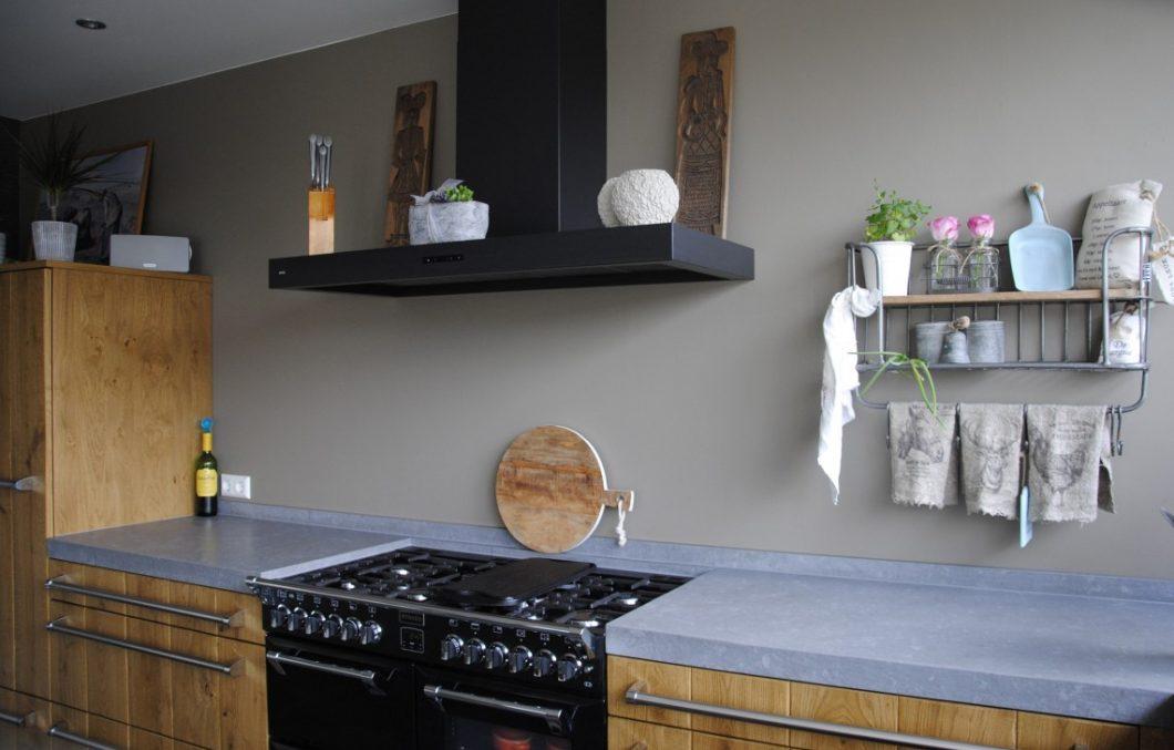 Handgemaakte keuken Sliedrecht