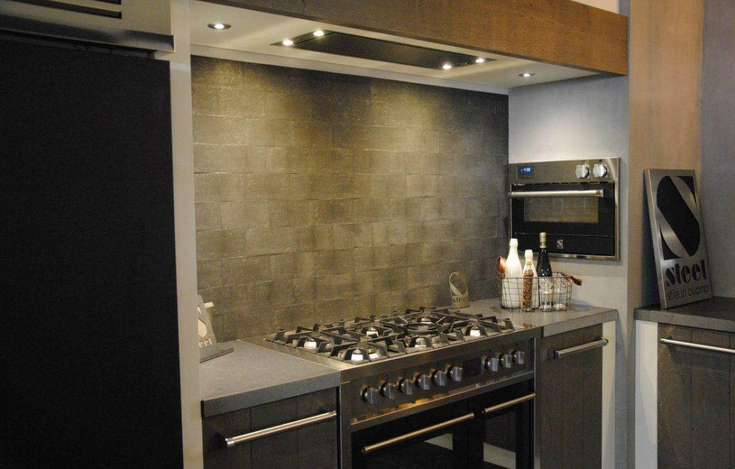 Steel Cucine bij Keukenhof Sliedrecht