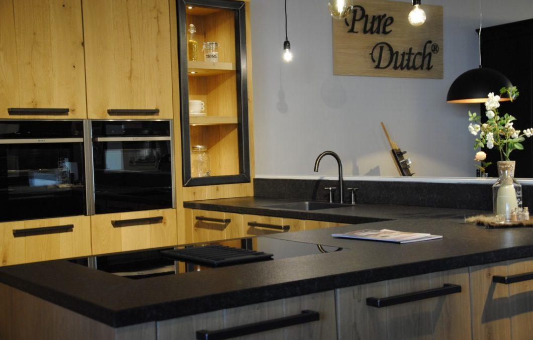 Pure Dutch handgemaakte keukens