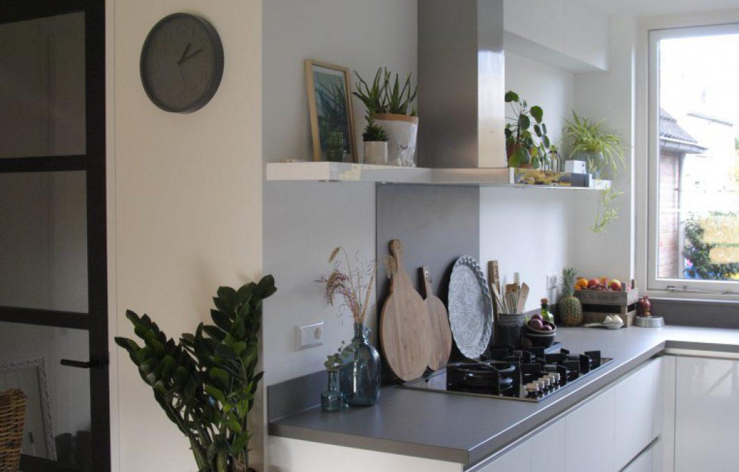Binnenkijken bij deze moderne keuken in Papendrecht