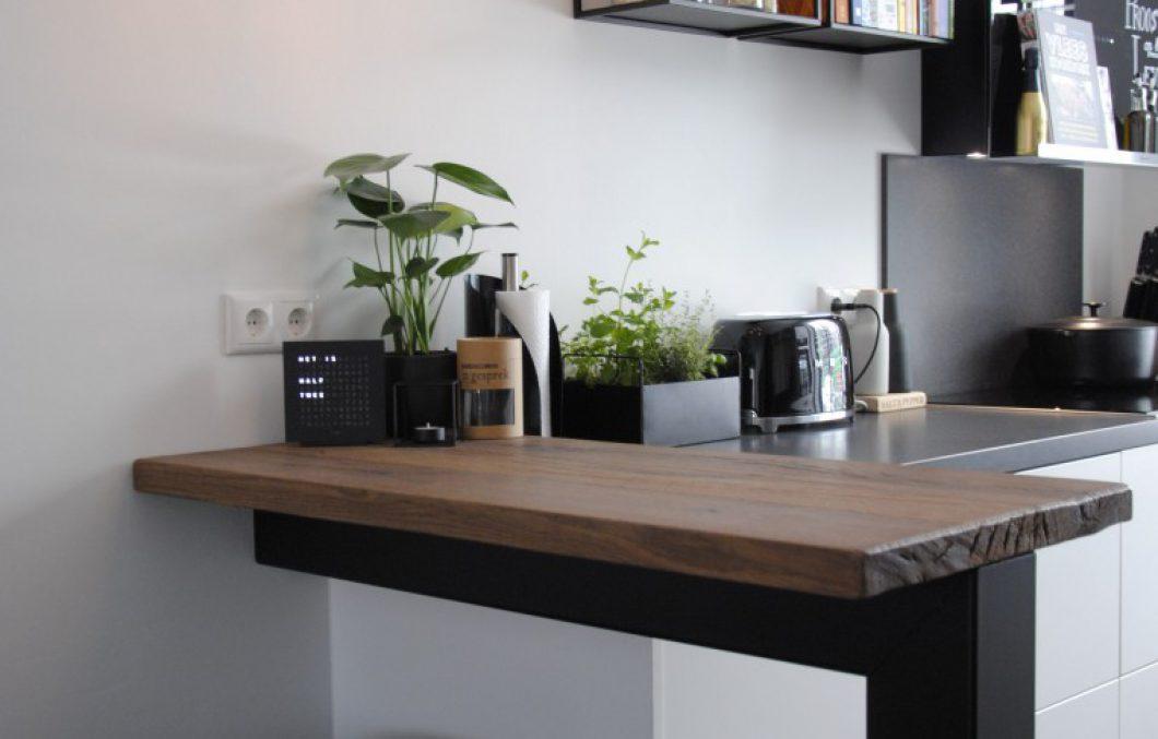 moderne keuken in Gorinchem