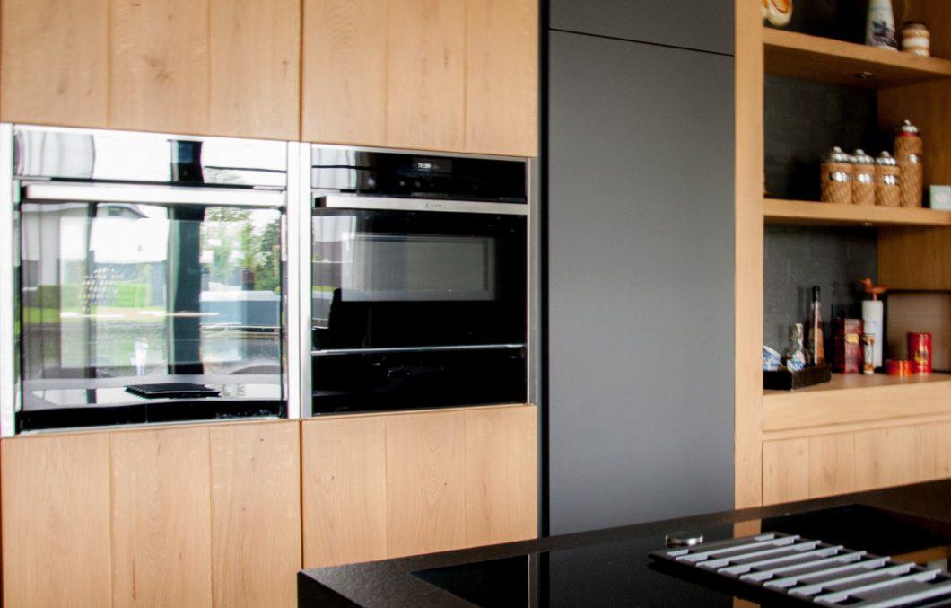 Landelijk moderne keuken bij Keukenhof Sliedrecht
