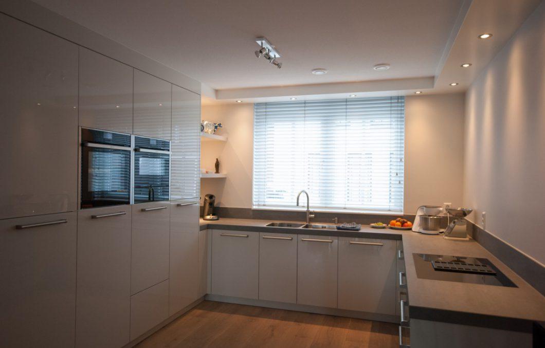 moderne keuken keukenhof sliedrecht