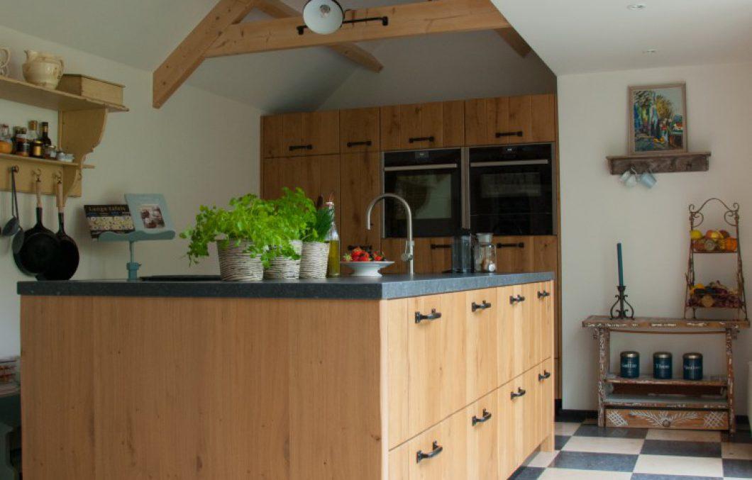 Landelijke keuken Dordrecht