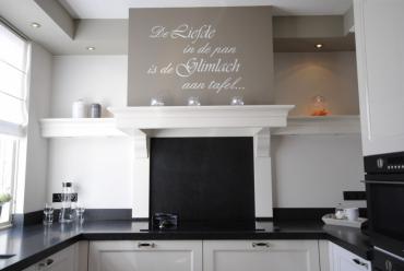 Handgemaakte keuken in landelijke stijl Hardinxveld-Giessendam