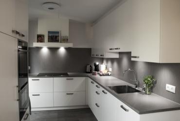 Tijdloze keuken in Hardinxveld-Giessendam