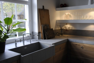 Pure Dutch Handgemaakte keuken Giessenburg