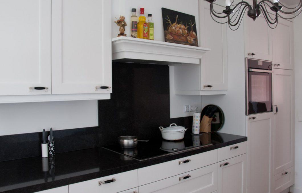 Landelijke stijl keuken in Papendrecht
