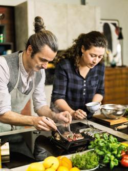 Kookplaat met afzuiging Neff bij Keukenhof Sliedrecht