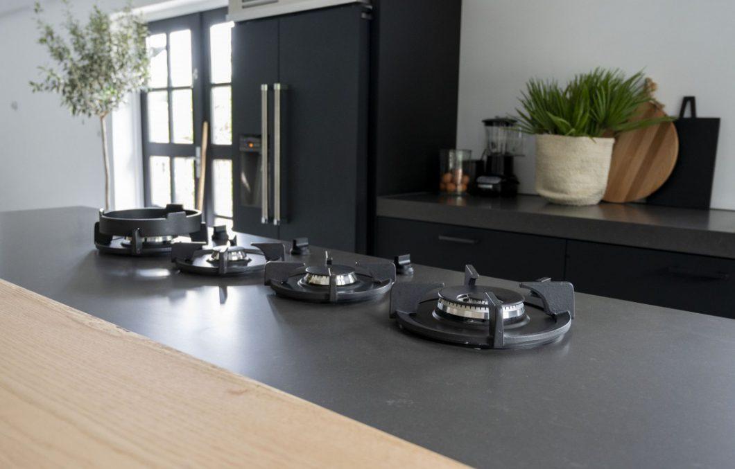 Fenix keuken met Pitt Cooking in Spijk
